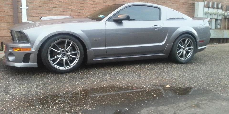 High Performance Mustang GT
